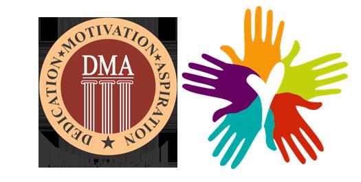 logo DMA Cares
